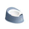 BabyBjorn Smart Potty - Deep Blue and White
