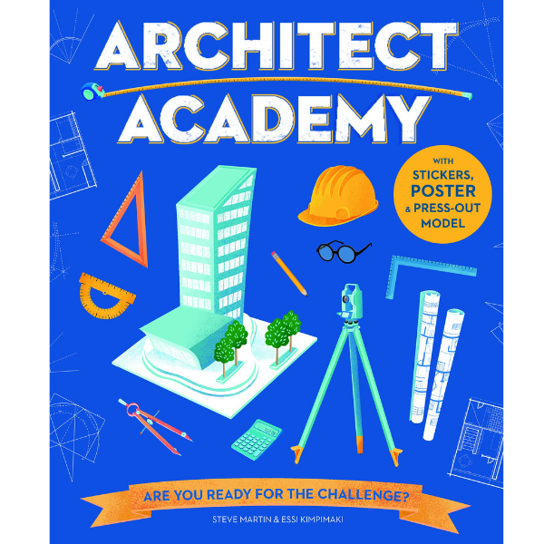 Usborne Academy Series Architect