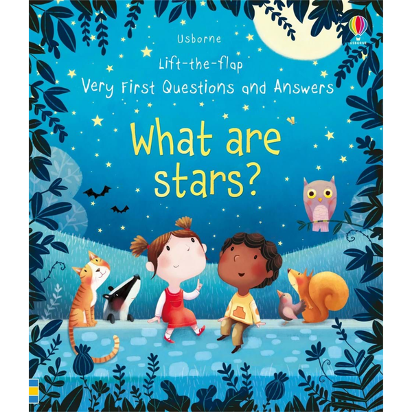 Usborne Flap What Are Stars?