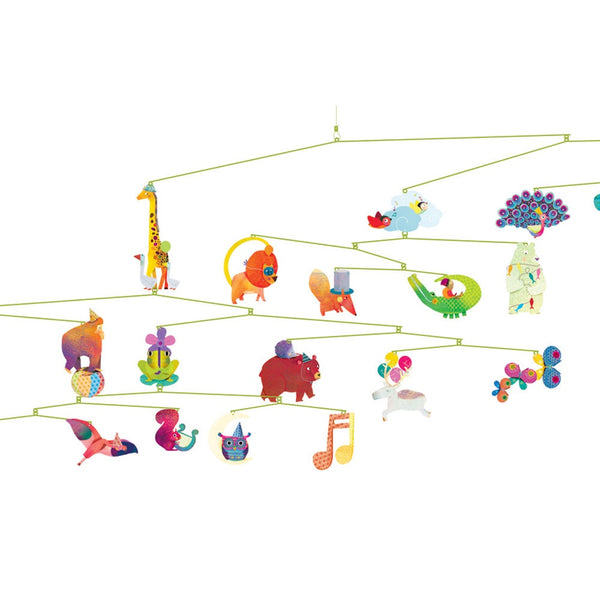 Djeco Mobile- Carnival of the Animals