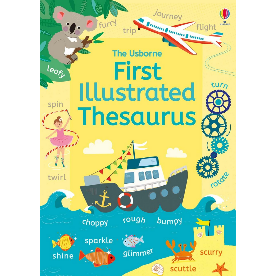Usborne First Illustrated Thesaurus
