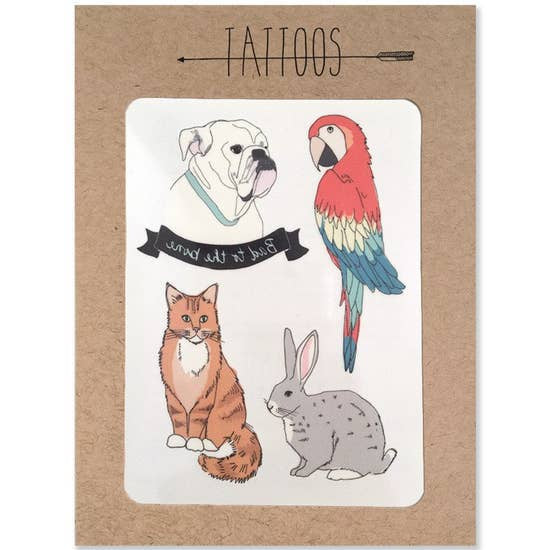 Hartland Brooklyn Tattoos- Pets