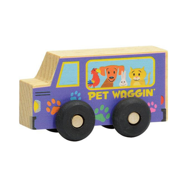 Maple Landmark Scoots Pet Waggin