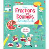 Usborne Fractions and Decimals Activity Books