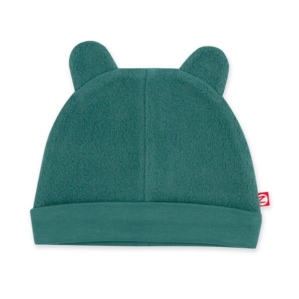 Zutano Cozie Fleece Hat Fern