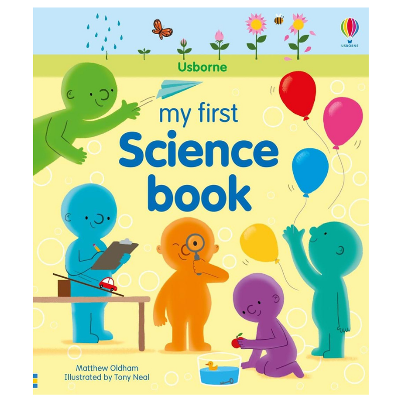 Usborne My Very First Books Science