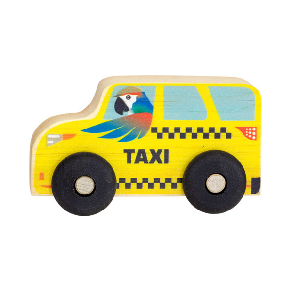 Maple Landmark Scoot Taxi