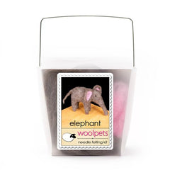 Wool Pets Kit Elephant