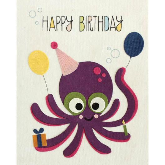 Good Paper Octo Birthday