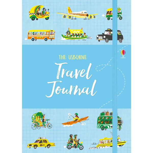 Usborne Journal Travel