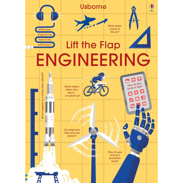 Usborne Lift the Flap Engineering