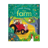 Usborne Peek Inside Farm