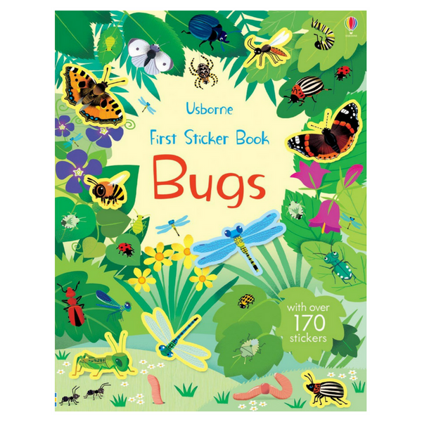 Usborne First Sticker Bugs