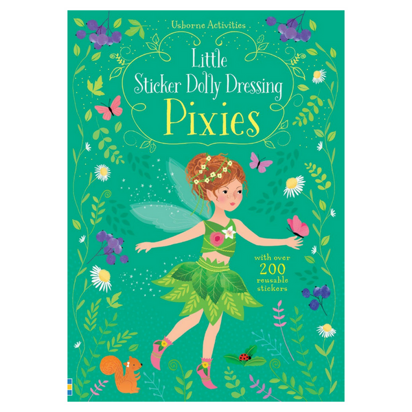 Usborne Little Dolly Dressing Pixies