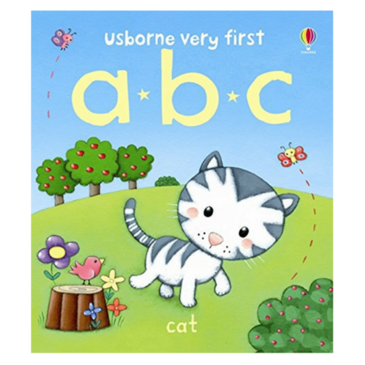 Usborne First Words Board ABC