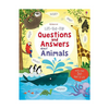 Usborne Q and A Flap Book About Animals