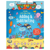 Usborne Adding and Subtracting Flap Book