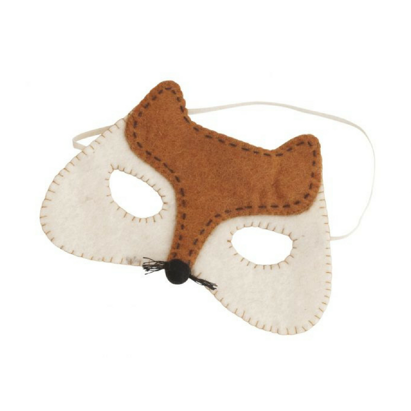 Pashom Mask -Fox