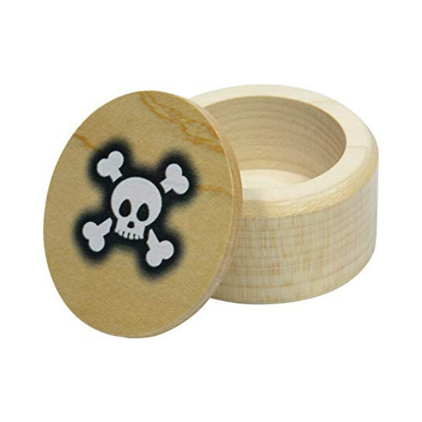 Maple Landmark Pirate Trinket Box