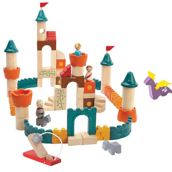 Plan Toys Blocks -Fantasy