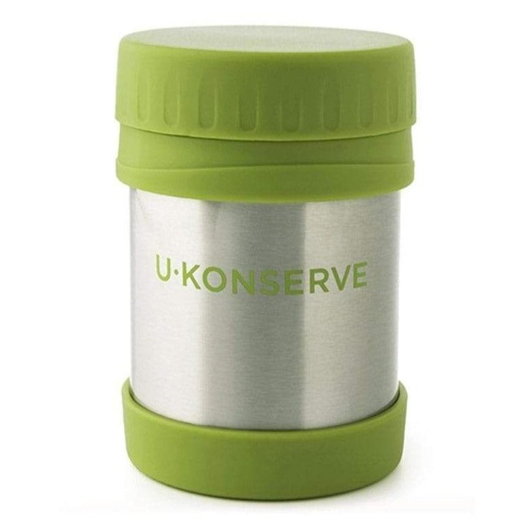 U Konserve Insulated Food Jar- 12 oz. Lime