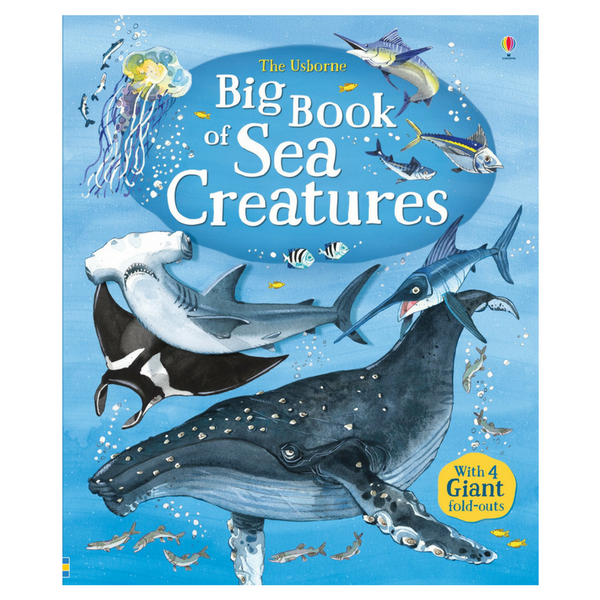 Usborne Big Books Sea Creatures