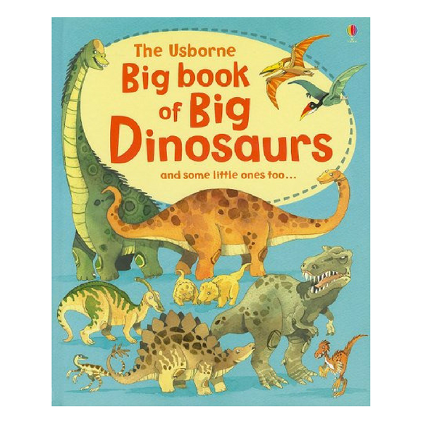 Usborne Big Books Dinosaurs