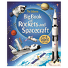Usborne Big Books Rockets and Spacecraft