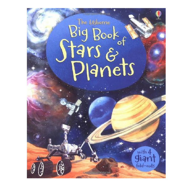 Usborne Big Books Stars and Planets