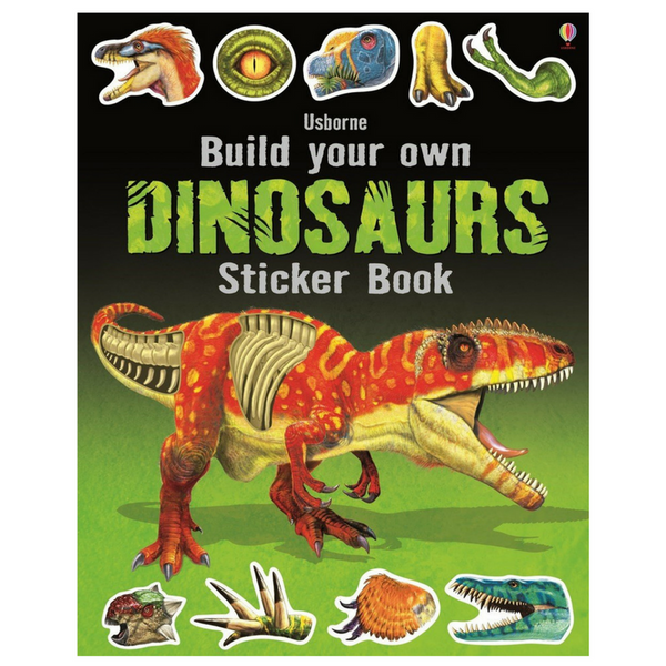Usborne Build your Own Dinosaurs