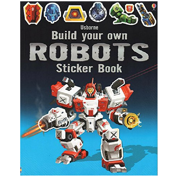Usborne Build your Own Robots