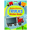 Usborne Build a Picture Trucks