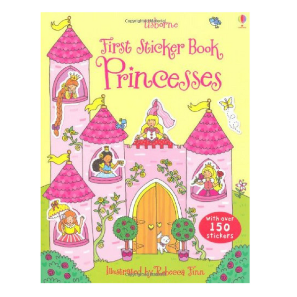 Usborne First Sticker Princesses