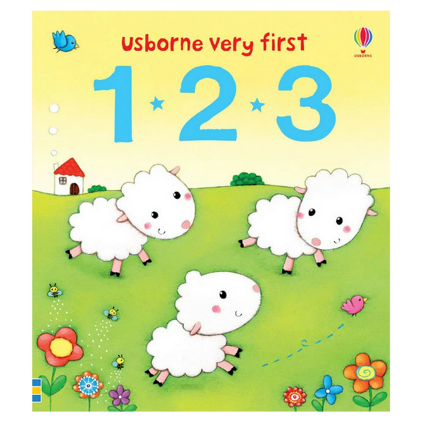 Usborne First Words Board 123