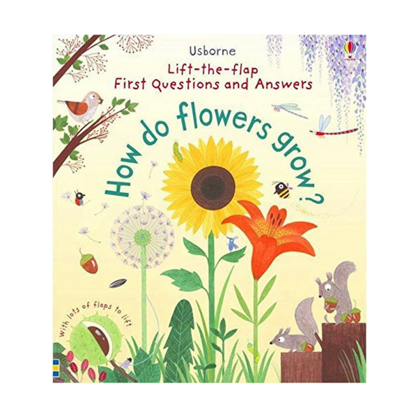 Usborne Flap Flowers