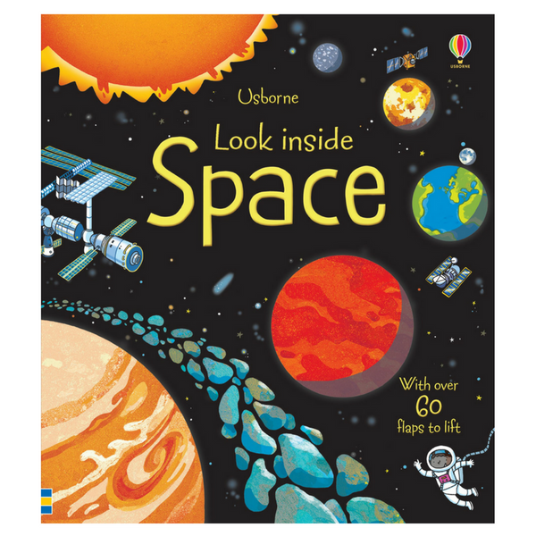 Usborne Look Inside Space