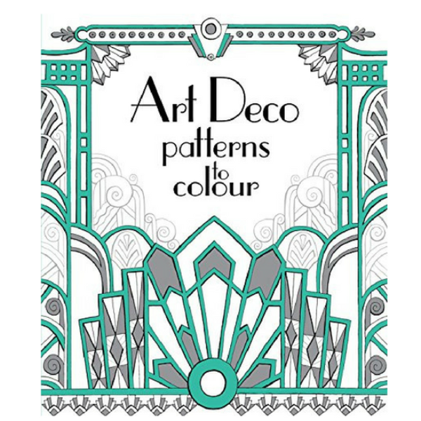 Usborne Patterns Art Deco