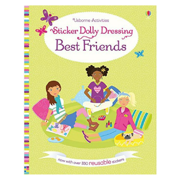 Usborne Dolly Dressing Best Friends