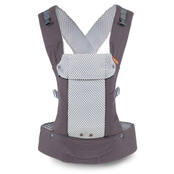 Beco Gemini Baby Carrier - Cool Dark Grey