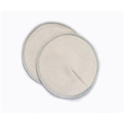 Babee Greens Contoured Hemp Nursing Pads (3 pack)