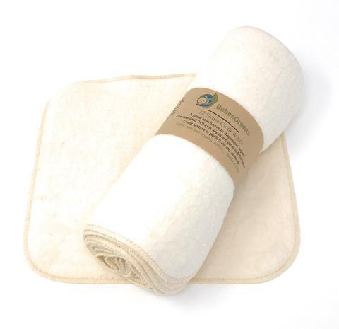 Babee Greens Softie Cloth Wipes