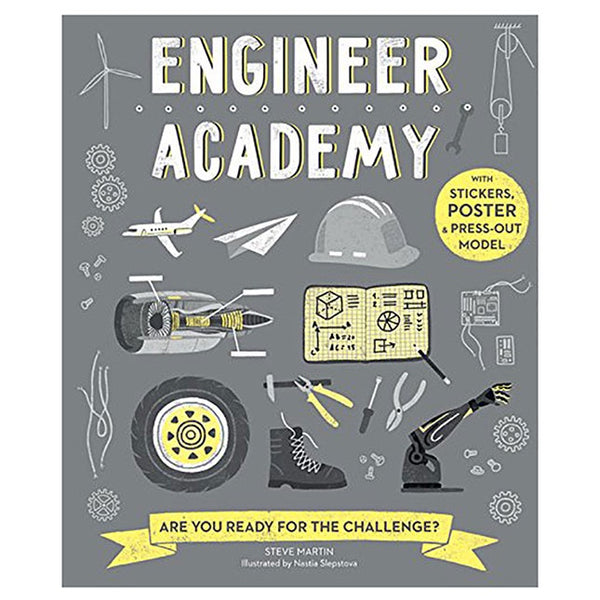 Usborne Academy Series Engineer
