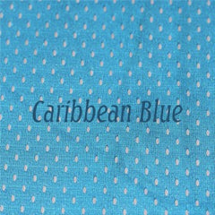 Beachfront Baby Ring Sling Carribean Blue