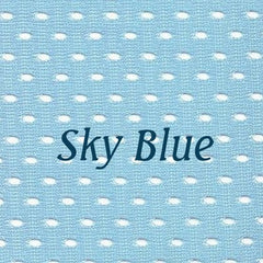 Beachfront Baby Ring Sling Sky Blue