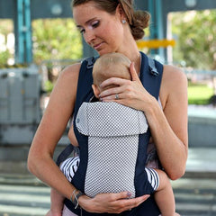 Beco Gemini Baby Carrier Cool Navy