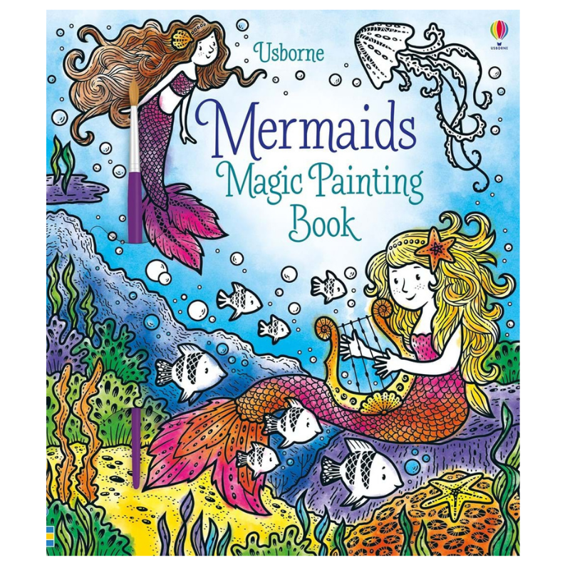 Usborne Magic Painting Mermaids