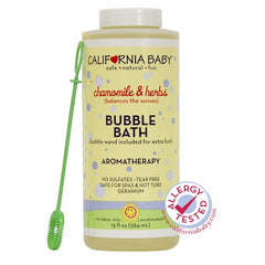 California Baby Bubble Bath