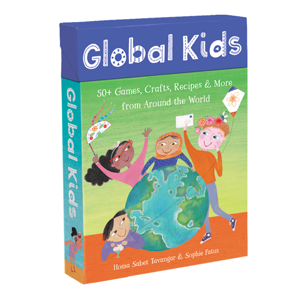 Barefoot Books Activity Card Deck- Global Kids
