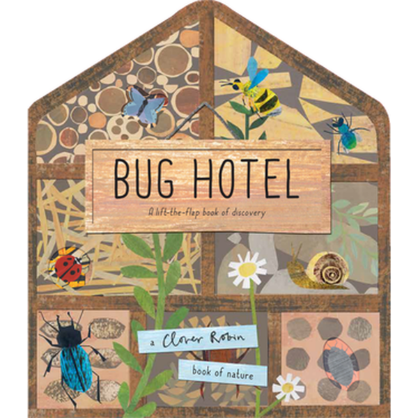 Usborne Bug Hotel Flap Book