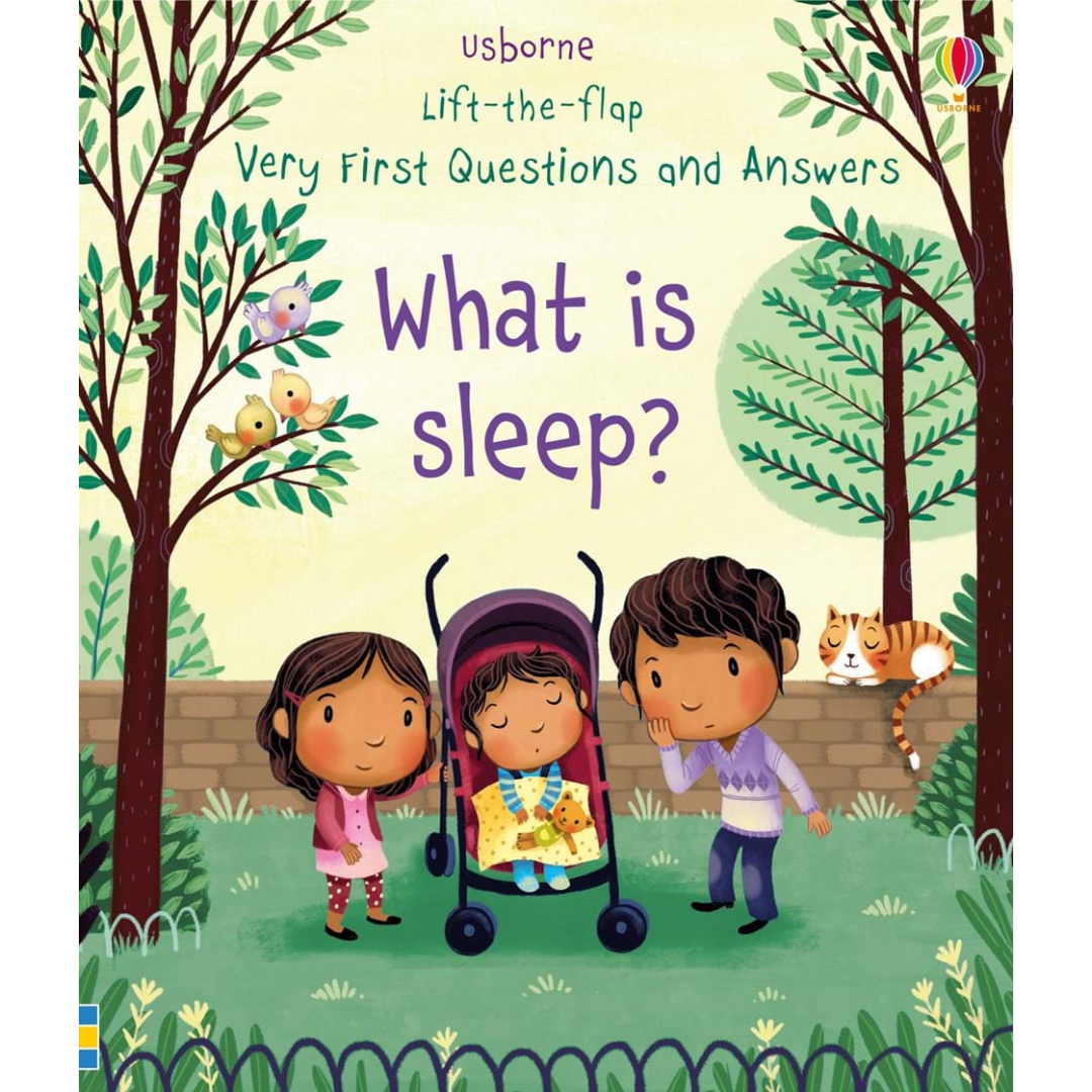 Usborne What is Sleep? Flap Book